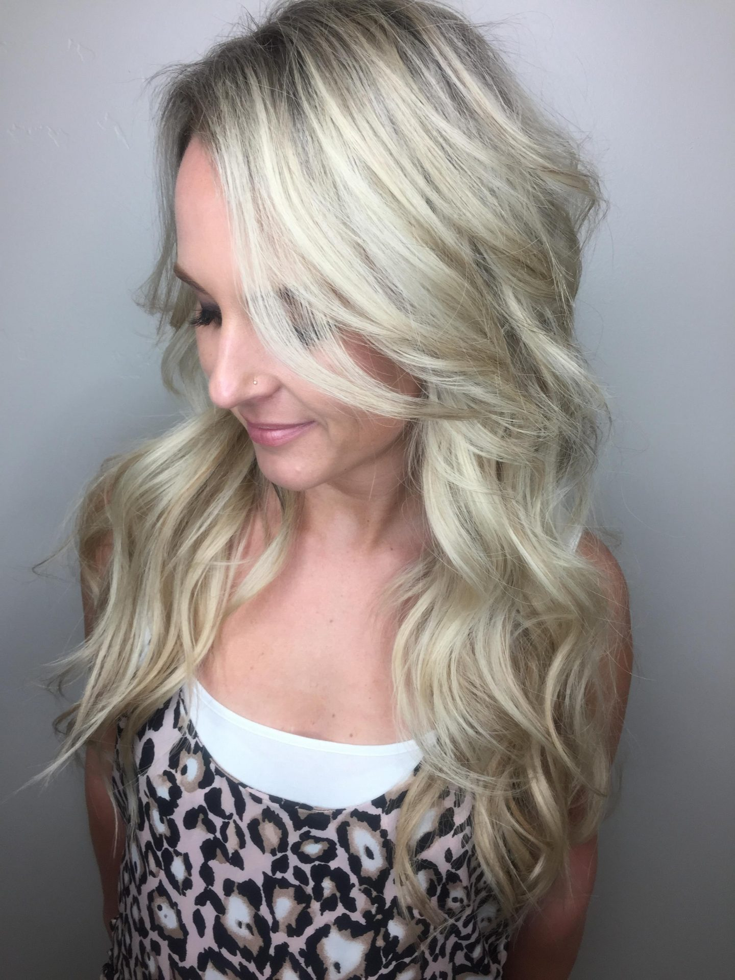 Natural Beaded Rows Hair Extensions Fawn Rosenbohm