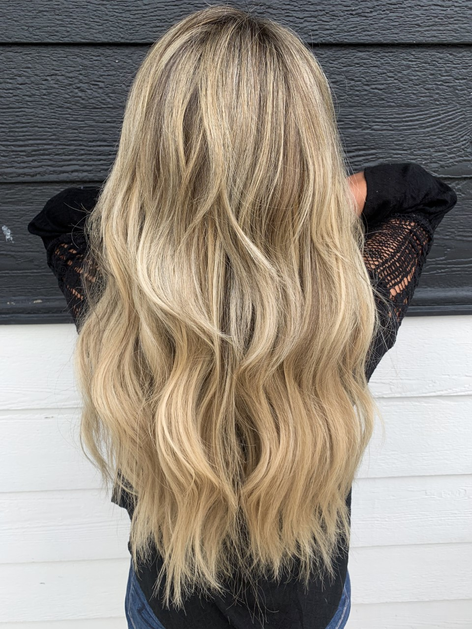 Bellohaven Hand Tied Hair Extensions - Fawn Rosenbohm
